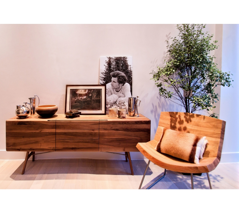 tesa sideboard, chunk chair big image
